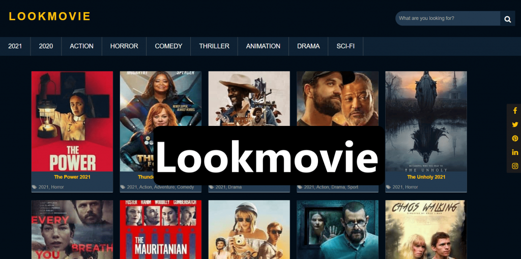 LookMovie 2021 - Watch Movies & TV shows Online For Free