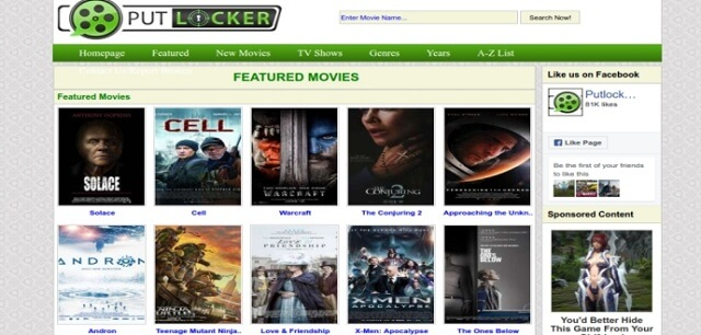 Putlocker 2021 : Watch Free Movies and TV Shows