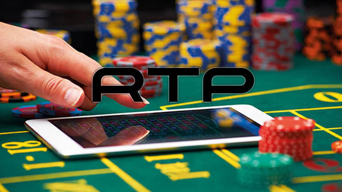 casino game's RTP rate